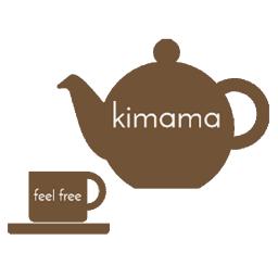 サイトタイトルをロゴ画像に変更 Kimama